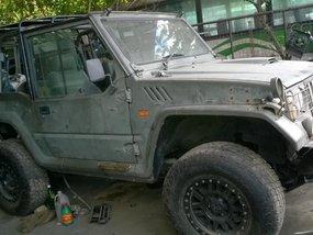 Mitsubishi 73 Military Jeep  4m40 Matic For Sale