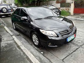 Toyota Corolla Altis 1.6 E 2009 Manual For Sale