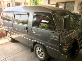 RUSH! 1996 Mitsubishi L300 Versa Van Gray For Sale
