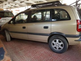 2004 Chevrolet Zafira for sale