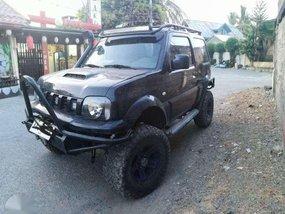 2014 Suzuki Jimny JLX Automatic Black For Sale