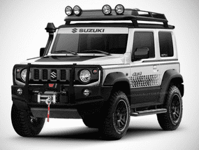 Suzuki Jimny 2018 to be launched in July in Japan, powered by 1.5-liter K15B