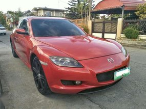 Mazda RX8 4 Door Sports Car Rare MT For Sale