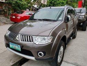 2012 Mitsubishi Montero GLS-V for sale