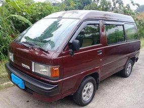 1992 Toyota Lite Ace Van for sale