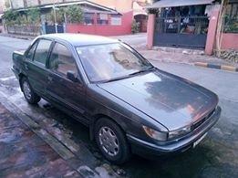 Selling old car Mitsubishi Lancer 1993
