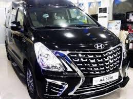 Sure Autoloan Approval  Brand New Hyundai Grand Starex 2018