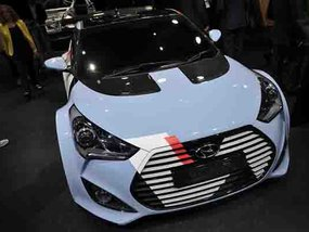 Sure Autoloan Approval  Brand New Hyundai Veloster 2018