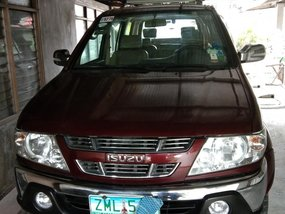 2008 ISUZU SPORTIVO MANUAL TRANSMISSION