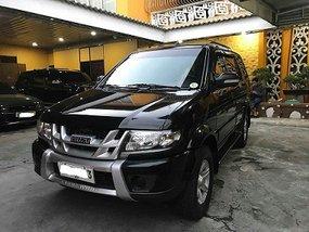 Sell Black 2015 Isuzu Crosswind Automatic Diesel