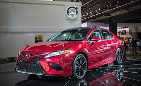 Sure Autoloan Approval  Brand New Toyota Camry 2018