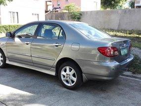 Toyota Altis 2004 1.8E for sale