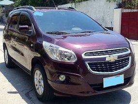 Rush Sale Seldom used Chevrolet Spin 2014