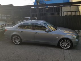Well maintained 2005 Bmw 525i for sale