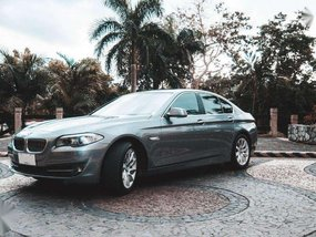 2013 BMW 530D AT Gray Sedan For Sale