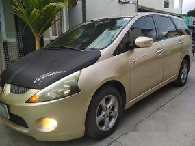 Good as new Mitsubishi Grandis 2006 AT for sale