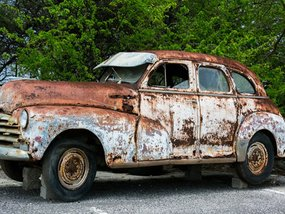 How to deal with rust on your car