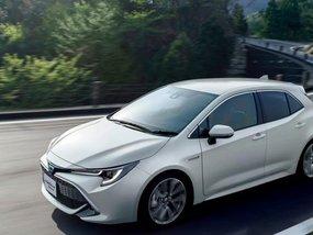 Sportier & sleeker Toyota Corolla Sport 2019 hatchback for Japanese market