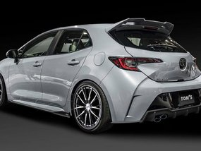 Tom's Racing Toyota Corolla hatchback – The melting pot of all ideals