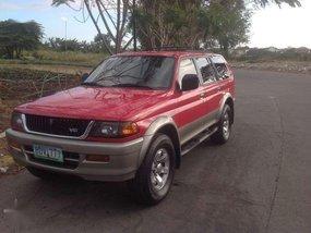 Mitsubishi Montero Sport  4x4, 6G72 3.0 24V For Sale