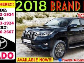 Available now Call 09988562667 Brand New Casa Sale 2019 Toyota Land Cruiser Prado 3.0L 4x4 AT Black