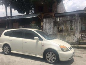 Honda Stream 2004 AT White For Sale