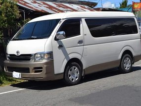RUSH!! TOYOTA HI ACE 2008 FOR SALE