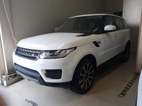 2018 LAND ROVER RANGE ROVER SPORTS HSE BRAND NEW