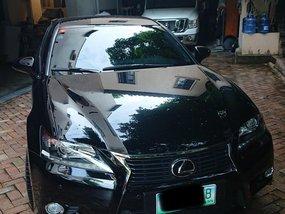 2012 Black Lexus GS350 for sale