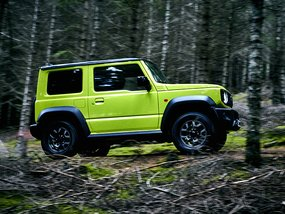 Suzuki Jimny 2019 is finally rolled out in its home market