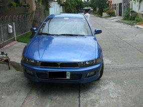 Mitsubishi Galant 2001 Model Blue For Sale