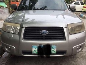 For sale Subaru Forester! 2006 model.