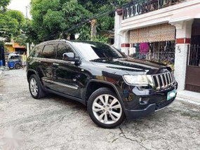 2012 Jeep Grand Cherokee 70th edition