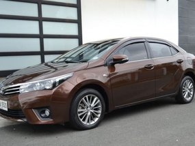 2015 Toyota Altis G for sale
