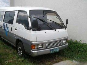 2004 Nissan Urvan for sale