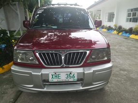 2003 Mitsubishi Adventure Manual Diesel Super Sports For Sale