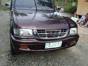 Isuzu Fuego Manual Diesel 2003 For Sale