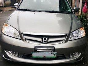 Honda Civic VTIS Sedan Gray For Sale