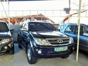 2007 Toyota Fortuner G for sale