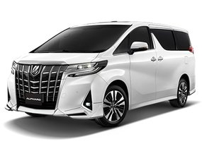 Toyota Alphard Sure Autoloan Approval New For Sale