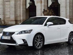 New Lexus CT Sure Autoloan Approval For Sale