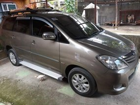 Toyota Innova 2.5G M/T 2012 for sale