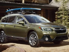 100% Sure Autoloan Approval Subaru Outback Brand New