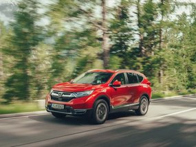 Honda CR-V 2018 launches its sale in European market