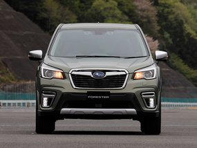 Subaru Forester E-Boxer 2019 is on its way to Australia