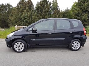 Honda Jazz 1.4 LS Black For Sale