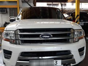 2017 ford expedition white For Sale