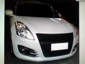 Suzuki Swift 2012 White HB For Sale