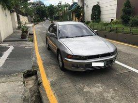 Mitsubishi Galant 2002 Gray Sedan For Sale