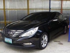 2010 Hyundai Sonata Diesel Black For Sale